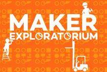 eematico :: maker exploratorium / Projects made by children in the eematico studio