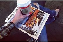 Airport Reading List / Whether it's a magazine, today's newspaper, or a best-selling novel, grab your favorite read, settle into a lounge chair, and enjoy reading at the airport.