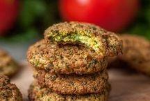 Vegan savory recipes