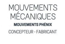Our company / Mouvements Phénix | ALL MECHANICAL MOVEMENTS