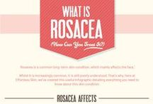 Skin care / rosacea treatments / Don't try any of these treatments before talking to your dermatologist first! Treating Rosacea the right way for your skin type is the key to keeping it under control! ;)