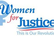 Women for Justice - Our Revolution / Women for Justice Memes and Posts