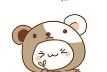 Cute Characters ^-^