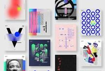 """Graphic Design / """"The life of a designer is a life of fight. Fight against the ugliness. Just like a doctor fights against disease. For us, the visual disease is what we have around, and what we try to do is cure it somehow with design."""""""