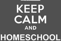 Homeschooling / by Thérèse Gilbert