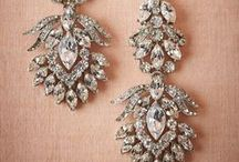 """Wedding  Jewellery / Many of you will have a special piece of family jewellery as your """"something borrowed"""" or you may have someone wanting to buy you something special for the occasion. Here are a few of our favourite pieces.    stunning pair of earrings will finish your look perfectly whether you choose, pearls or diamonds, drops or studs"""