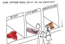 Orthodox Humor / by Mary Lee (Skokos) Leszczuk