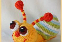 Crochet softies