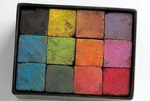 Paint & colour swatches / Colour!