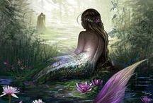Mermaids - Selkies