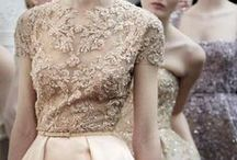 Couture / Fabulous frocks.