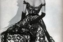 1950s Fashion / The glamour of the 1950's is second to none