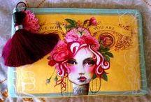 Papaya Art / wonderful, colourful images