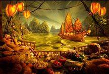 Carl Warner - Foodscapes