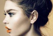 Fashion Hair and Makeup / Drama, glamour