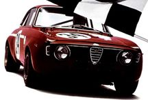 Alfa Romeo cars / Beauties from Yesterday / by Chris Morris
