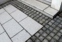 Granite Setts / An extremely versatile product, granite setts can be used to create attractive landscapes and eye catching designs
