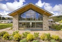Project Portfolio / A selection of projects using stone from or supplied by Lantoom Quarry