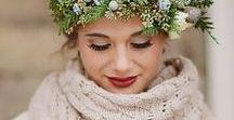 Winter Weddings / Winter Wedding Inspiration