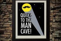 Man Cave / Cool stuff for men.
