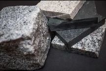 Samples / Interested in seeing a sample of some of our stone material? We have stone samples available to be delivered in either paving, setts or cut stone
