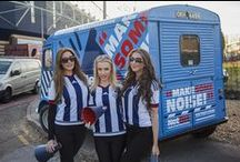 WBA v EVE - NetBet - #MakeSomeNoise / NetBet - #MakeSomeNoise - Marketing Campaign - WBA v EVE, The Hawthorns, 28th Sept 2015.  For more info on our work with NetBet, visit www.dicelondon.com