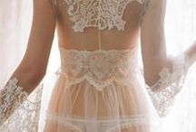 Wedding Lingerie / sexy little numbers