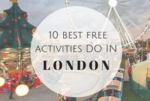 Money Saving Tips / Traveling abroad can be expensive. Here are some tips on free activities in different cities and how to save money.