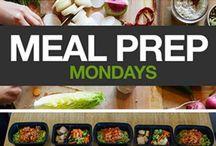 Meal Prep / I need variety!
