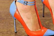 Heels / Fabulous heels, boots buckles, straps and laces