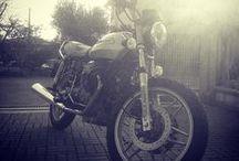 My Guzzi V35 II