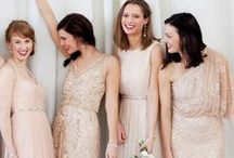 Bridesmaids / Dresses, advice, suggestions and all things bridesmaid