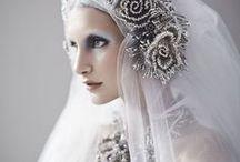 Editorial Wedding Photos / Whimsical, romantic, hazy photos