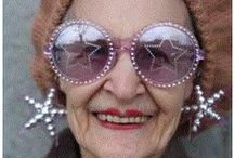 Ageing beauties / Women from all walks of life with so much to tell