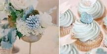 Wedding Colour Ideas / Not sure whether to have a colour theme to your wedding? Take a peak at these inspiration boards.