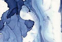 Blue Inspiration / Something old something new something borrowed something blue....
