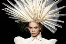 Millinery / The wild, wonderful sculptural creations that defy belief