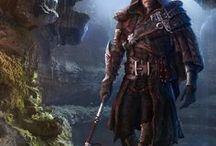 Fantasy / Fantasy Characters