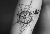 Tattoo / Tattoos and ideas for tattoos that I may like.