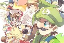 Nintendo / Artwork, images and comics from Nintendo related titles.