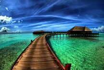 Travel Destinations / My dream board of places to visit!