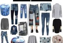 Denim  / The many forms of denim