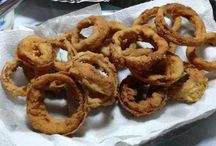 Receita: Onion Rings