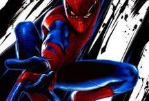 Comic Book Movies / by cathy yacopino