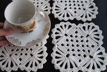Schemi/patterns a uncinetto/crochet