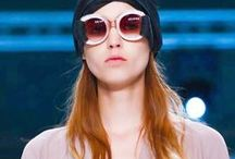 General Eyewear on the catwalk / Over the years General Eyewear has collaborated with numerous designers on catwalk shows in London, Paris and Milan.