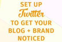 Twitter / How to use Twitter in your social media marketing.