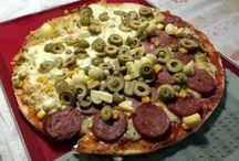 Pizza Fácil Massas para Pizzas Pré-Assadas Goiânia