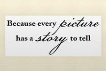 Scrapbook quotes / by Nylene Budge