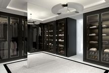 Ideas | Dressing Rooms / Intended as a tool to assist and inspire clients and design partners